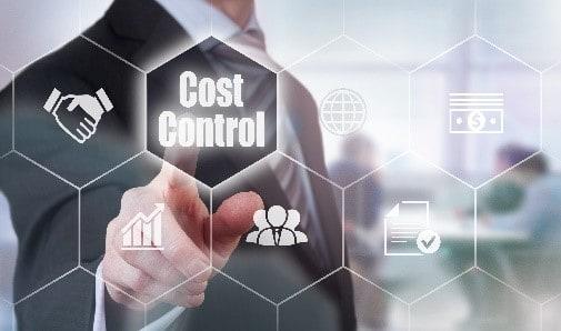 cost control efm